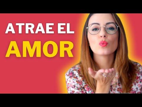 Atrae El Amor A Tu Vida Ley de Atracción PNL Coaching