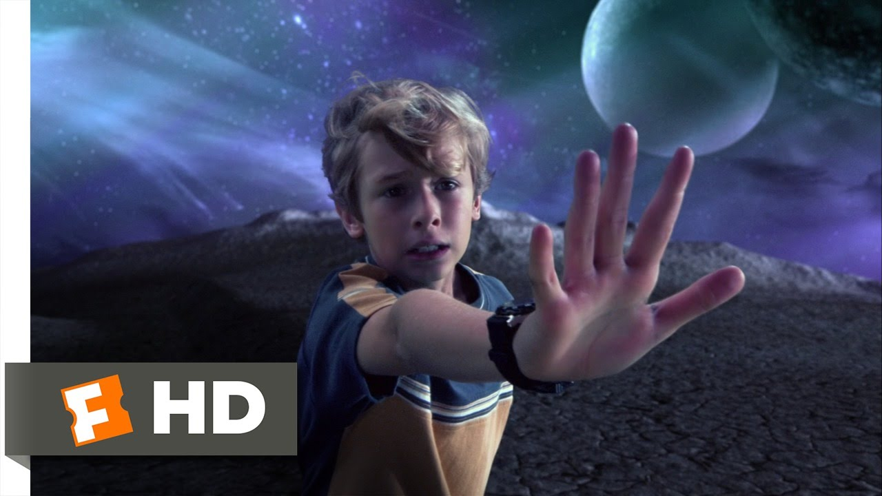 Sharkboy and Lavagirl 3-D (10/12) Movie CLIP - May the ...