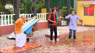 Bhide Finds Champak Chacha 'Stuck' In An Unlikely Situation | Taarak Mehta Ka Ooltah Chashmah