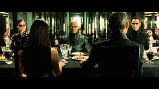 Matrix Reloaded - Merovingian French Cursing