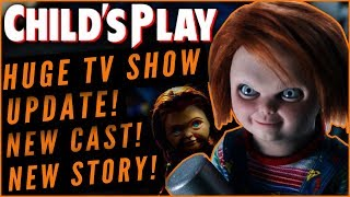 Child's Play 2019 TV Show: New Story + Brad Dourif Confirmed!