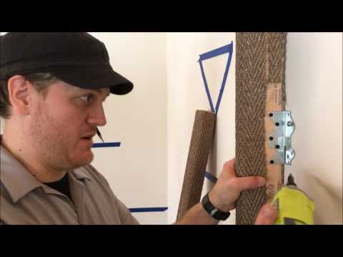 How To Mount Your Sisal Scratch Pole