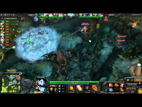 Liquid vs LGD.int, TI3 Group B, game 1