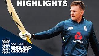 England Hit Their Highest ODI Score Against Australia | 2nd ODI 2018 - Highlights