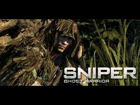 sugestões de jogos Sniper Ghost Warrior gameplayer.