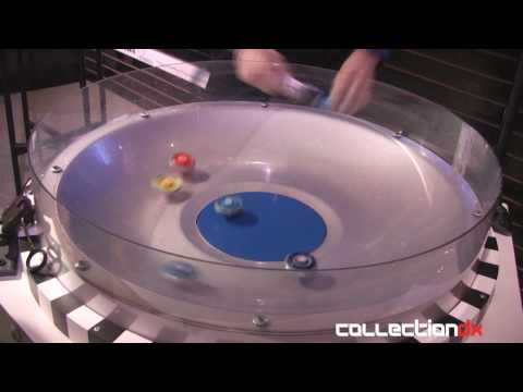 NYTF 2010: Hasbro - Beyblade Metal Fusion - CollectionDX