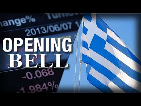 Greek Talks Stall Over the Weekend, Sending U.S. Stocks Lower