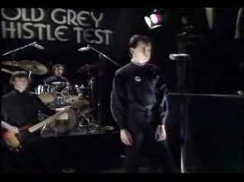 Tubeway Army - Down In The Park