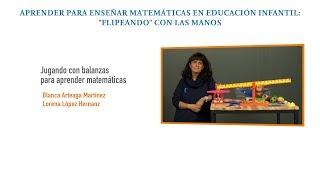 Jugando con balanzas para aprender matemáticas