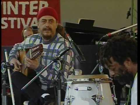 Egberto Gismonti&Naná Vasconcelos - Dança das Cabeças - Kaiser Bock Winter Festival 1996