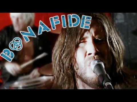 Bonafide - Fill Your Head With Rock - Music video 2008