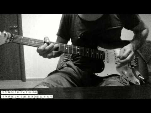 Vasco Rossi - Canzone - Tutorial Chitarra By Enzo Russo