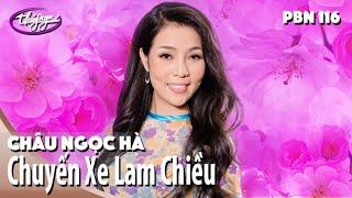 Châu Ngọc Hà - Chuyến Xe Lam Chiều (Cô Phượng) PBN 116
