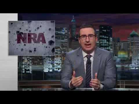 Last Week Tonight With John Oliver - NRA part 2