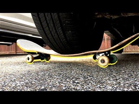 Ultimate Strength Test | Revive Skateboards