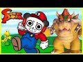 Mario Party 9 BEST MINIGAMES  Let's Play with Combo Panda MP3
