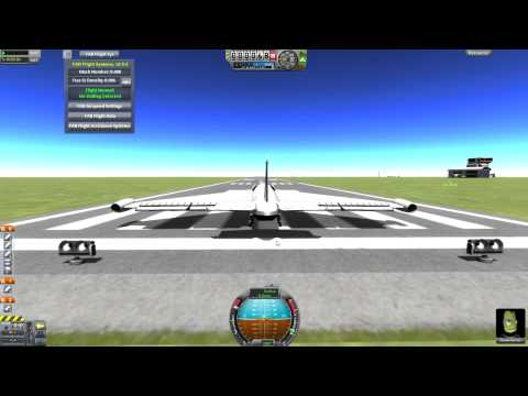 Kerbal Space Program - Procedural Wings Mod