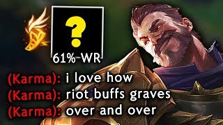 GRAVES IS NOW AN S+ TIER JUNGLER! THIS *NEW* RUNE SETUP MAKES HIM UNKILLABLE