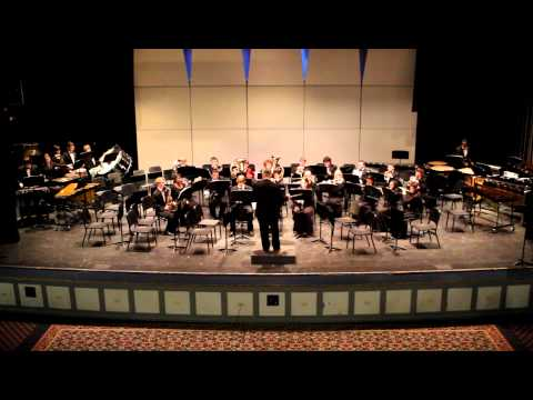 "Jackson High School Varsity Band - ""Jubilant Festival"""