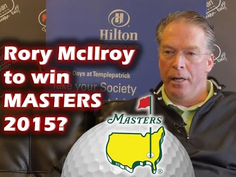 Rory McIlroy to win Masters 2015 in Augusta? Great Golf Betting Tips