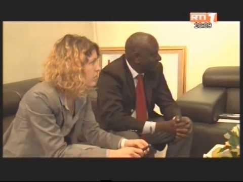 Transferement de Simone Gbagbo à la Haye: Le ministre Gnenema à reçu une délégation de la CPI