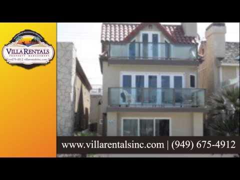 Villa Rentals Inc, Newport Beach Vacation Rentals Company