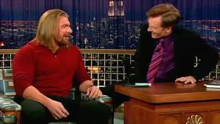 Conan O'Brien 'Triple H 12/15/04