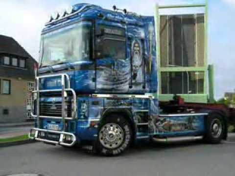 тюнинг грузовиков.flv