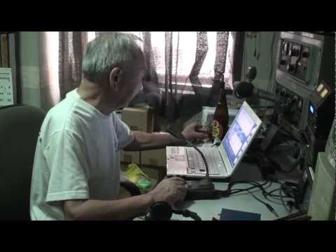 Amateur Radio, DU1HBC Tsubokawa-OM QRV from Manila