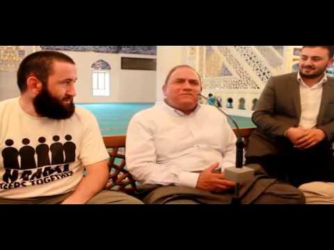 Ahmed Naina   Zümer 73 75 Mu'min 1 3 Adiyat 1 11 Mimar Sinan Camii 19 05 2013 360p