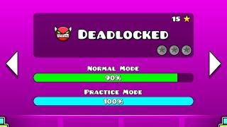 2 Bugs En DEADLOCKED ( ͡° ͜ʖ ͡ °) | Geometry Dash 2.0 | VRO
