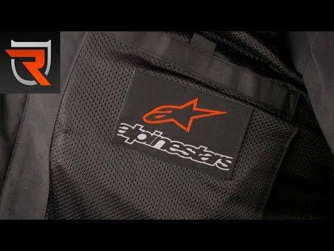 Alpinestars T-Faster Air Jacket Spotlight Review | Riders Domain (2018)