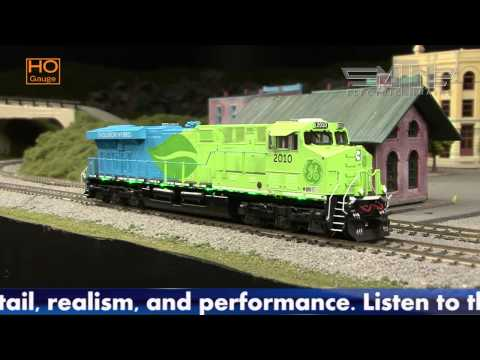 MTH HO GEVO ES44 Diesel - Pre-Production Model