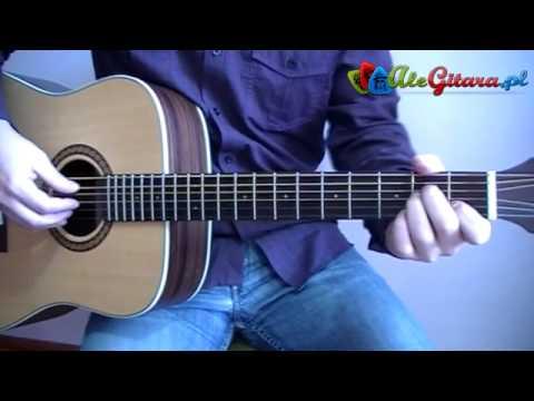 Jak Zagrać Na Gitarze: Maciej Maleńczuk - Ostatnia Nocka