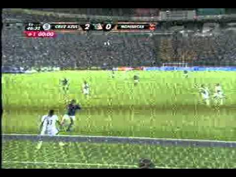 Morelia vs Cruz Azul 2011 Cruz Azul vs Morelia Semifinal