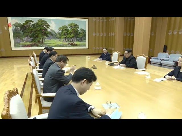 N. Korea agrees to halt nuclear tests if granted U.S. meeting, S. Korea says