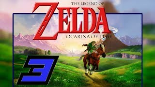 DEATH MOUNTAIN!! | The Legend of Zelda Ocarina Of Time Ep.3