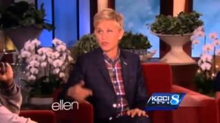 Former homeless man's good deeds catch Ellen DeGeneres' attention