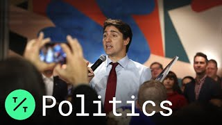 Trudeau Set to Retain Power But Lose Parliamentary Majority in Close Canadian Election