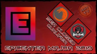 TNC vs WG.Unity / Bo1/ EPICENTER Major 2019 SEA Closed Qualifier / Dota 2 Live