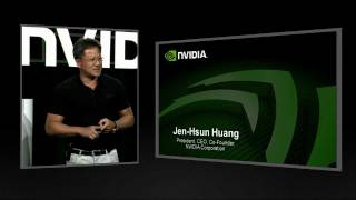 NVIDIA Press Conference @ CES 2012 - Intro and Tablet outlook