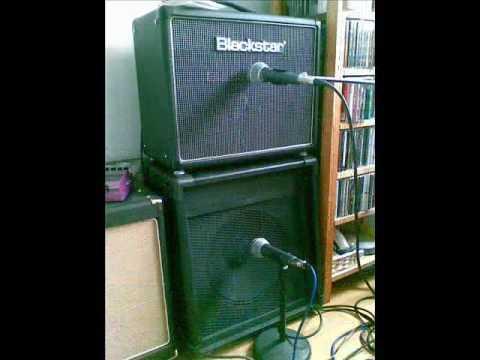 1x12 vs. 1x10 speaker Blackstar HT-5