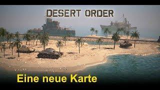 Desert Order: Eine neue Karte