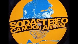 SODA STEREO - Disco Canción Animal // Demos originales (1990)