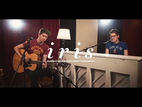 iris - Goo Goo Dolls (alex Goot + Chad Sugg Cover) video