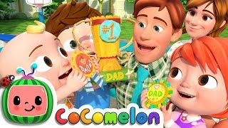 My Daddy Song | CoCoMelon Nursery Rhymes & Kids Songs