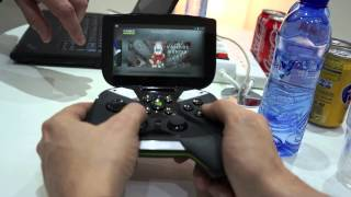 MWC 2013_ Nvidia Project Shield Hands On