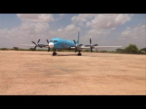 Two foreign UN workers shot dead in central Somalia