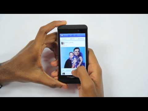 BlackBerry Z10 tips and tricks