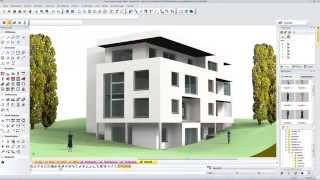 Architecture design with EliteCAD